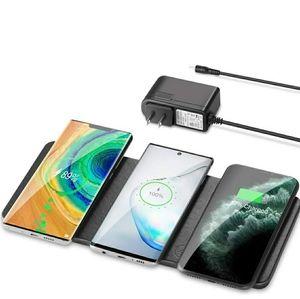 Triple Wireless Charging Pad